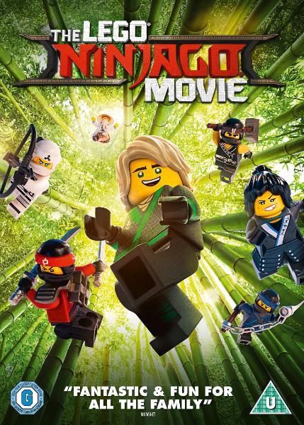 ლეგო ნინძაგო / Lego Nindzago / The LEGO Ninjago Movie